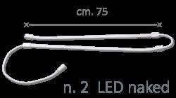 tendaled led naked 150