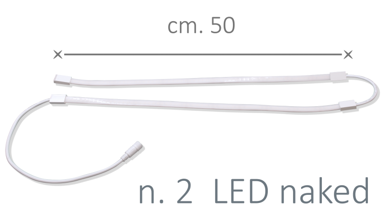 Kit Led illuminazione fai da te tende da sole