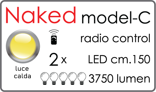 Kit Tendaled Naked model C