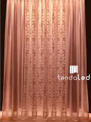tendaled soft pink